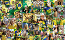 世界杯球迷壁纸桌面